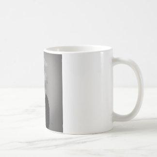 tranny granny basic white mug