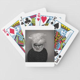 tranny granny deck of cards