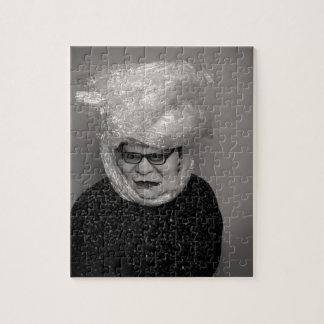 tranny granny jigsaw puzzle