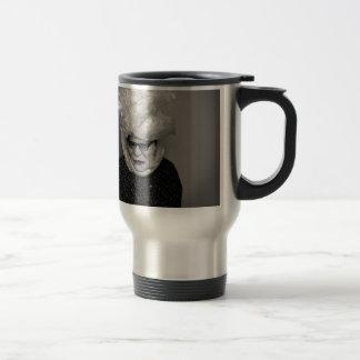 tranny granny stainless steel travel mug