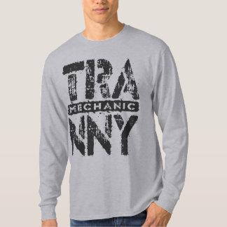 TRANNY Mechanic - Love Rebuilt Transmissions, Onyx T-Shirt