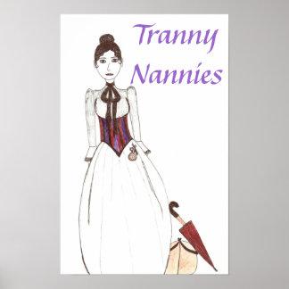 Tranny Nannies Poster