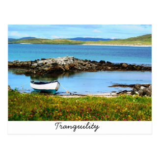 Tranquility - Postcard