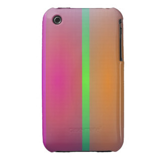 Tranquility Stripes Case-Mate iPhone 3 Cases