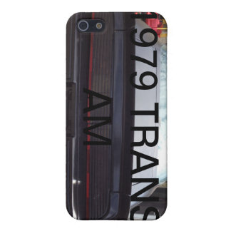 TRANS AM iPhone 5 CASES