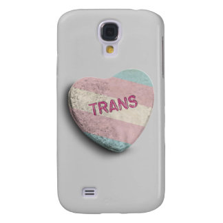 TRANS CANDY GALAXY S4 COVER