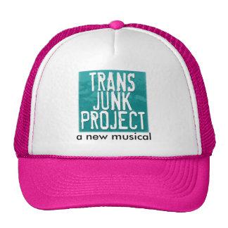 Trans Junk Project Hat