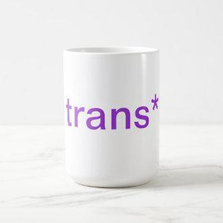 trans* mug