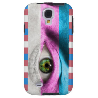 trans phone case galaxy s4 case