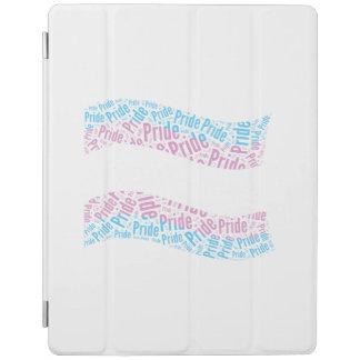 TRANS PRIDE FLAG - png iPad Cover