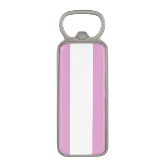 TRANS PRIDE STRIPED HORIZONTAL - 2014 PRIDE.png Magnetic Bottle Opener