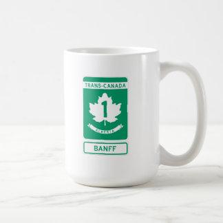 TransCanada - BANFF Coffee Mug
