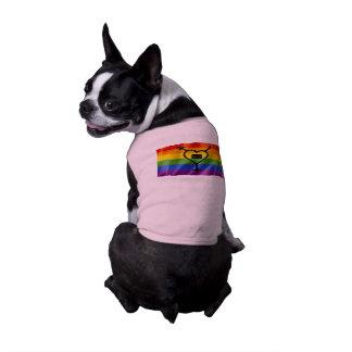 Transgender Love Your Pets! Shirt