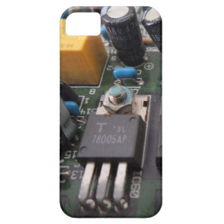 Transistor Circuit iPhone 5/5S, Barely There iPhone 5 Covers