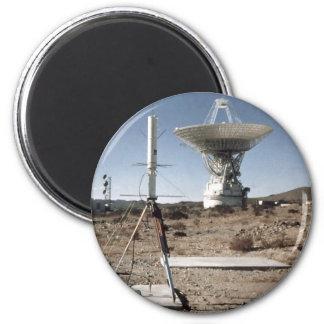 Transit Satellite Receiver Magnet