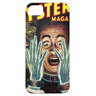 Transparent Glowing Hands iPhone 5 Cover