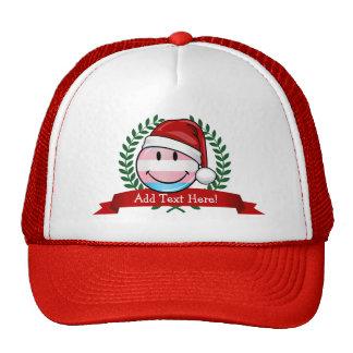 Transsexual Pride Christmas Cap