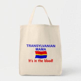 Transylvanian Mama - Blood Tote Bag
