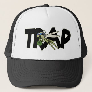 Trap Grasshopper Trucker Hat