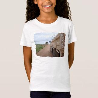 Travel BRB gravel track landscape sky ute T-Shirt