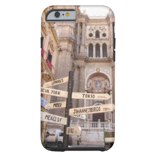 Travel Bug Tough iPhone 6 Case
