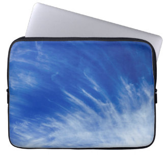 Travel in the Clouds Laptop Sleeve