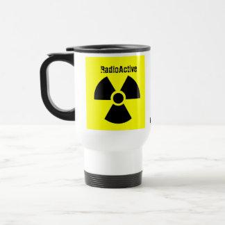 Travel Mug (coffee) - Radio Active