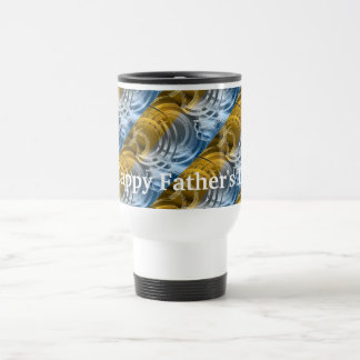 "Travel Mug ""Happy Father's Day"""