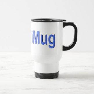 Travel or Commuter iMug Travel Mug