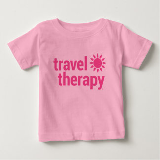 Travel Therapy Baby T-Shirt