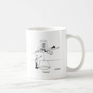 Traveling! Basic White Mug