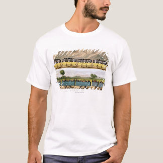 Traveling on the Liverpool and Manchester 2 T-Shirt