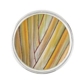 Travellers Tree Lapel Pin