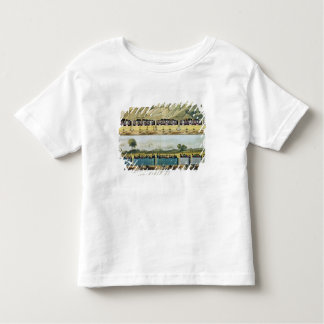 Travelling on the Liverpool and Manchester Tshirts
