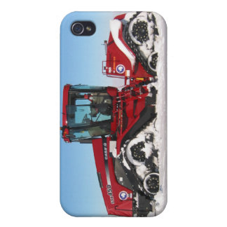 Traversing Arctic Tractor Case For iPhone 4