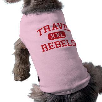 Travis - Rebels - High School - Austin Texas Shirt