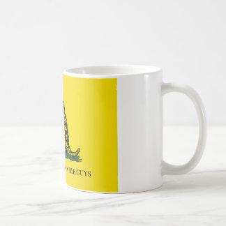 Tread on those other guys coffee mug