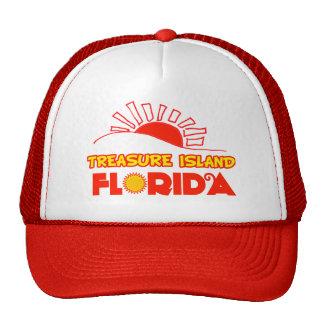 Treasure Island, Florida Cap