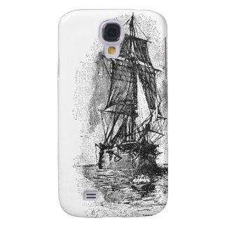 Treasure Island Pirate Ship HTC Vivid Cases
