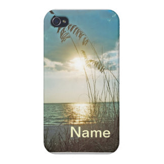 Treasure Island Shore Iphone 4 case