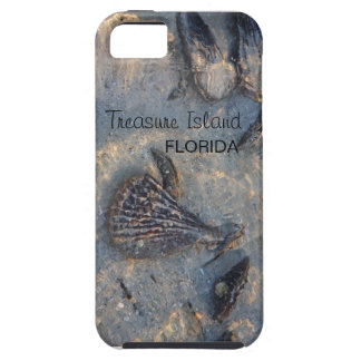 Treasure Island Shore Iphone 5 case