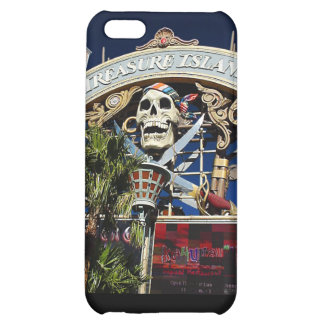 Treasure Island Sign Cover For iPhone 5C