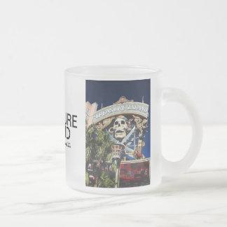 Treasure Island Sign Coffee Mugs