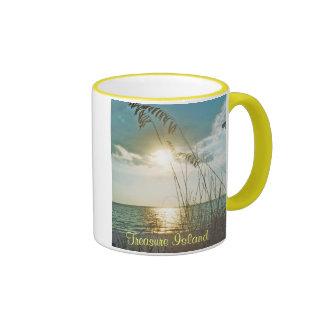 Treasure Island Sunset Mug, Version B