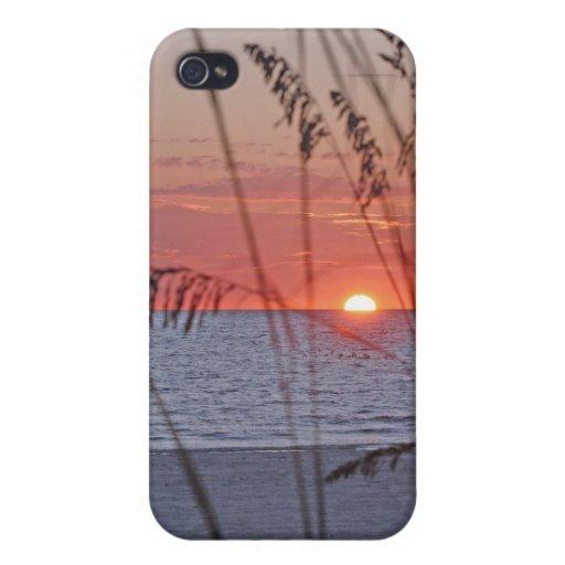 Treasure Island Sunset Speck Case iPhone 4 Case