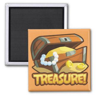 Treasure! Magnet