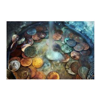 Treasuries 1: For Luck Acrylic Print
