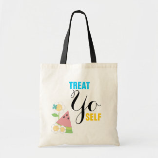 *Treat Budget Tote Tote Bags