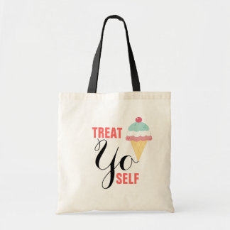 &Treat Budget Tote Budget Tote Bag