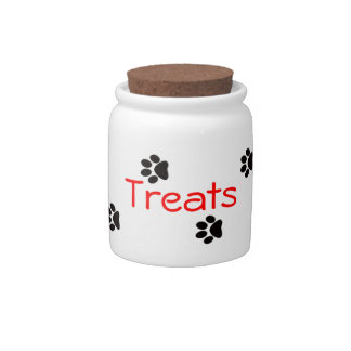 Treat Jar Candy Jars